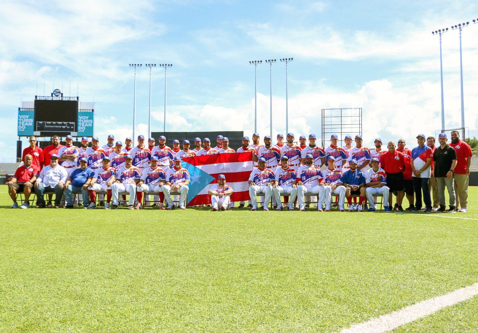 La escuadra boricua partirá hacia Mazatlán el sábado, 30 de enero. (Foto: LBPRC Media)
